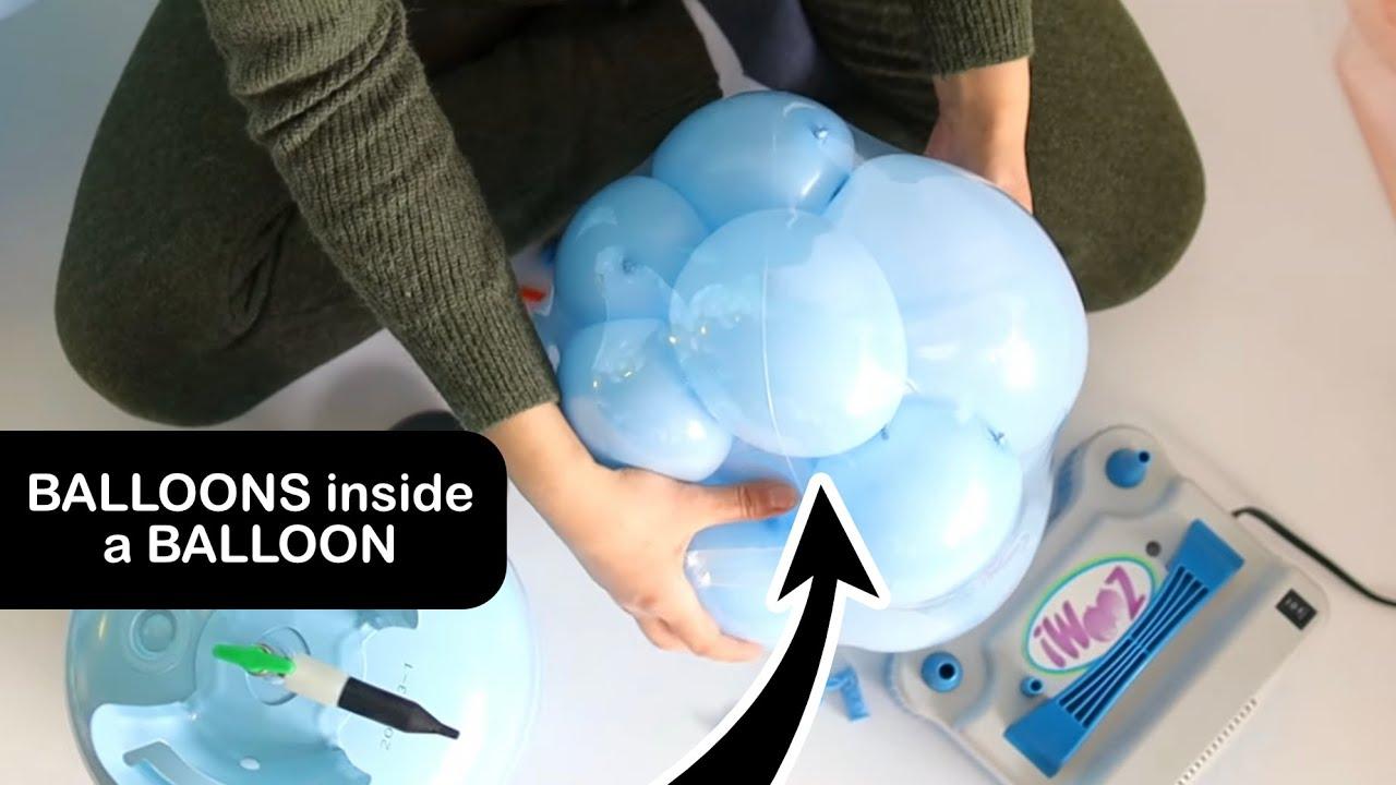 Balloons inside a Balloon   How to Tutorial