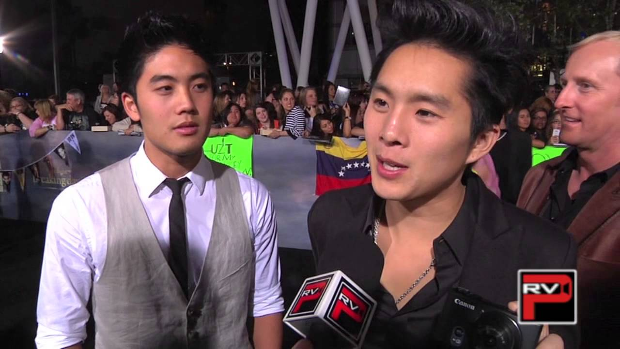 "Ryan ""Niga"" Higa and Justin Chon own the Twilight ..."