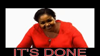 Sis. Chinyere Udoma - Its Done - Latest Gospel Music