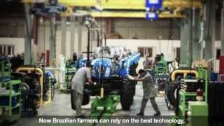 LS Tractor Brazil Inauguration