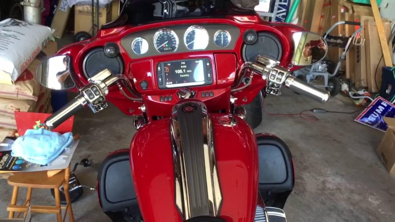 Harley Davidson Nashville >> 2014 & 2016 Harley Boom Audio Stage 1 & Stage 2 Sound ...