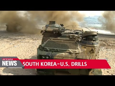 South Korea-U.S. joint military drills to be held immediately after Olympics: U.S. JCS