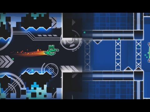 [Geometry dash 2.1] : Nice idea Level!  - 'project' by Tonight & HAXIER (All Coins)