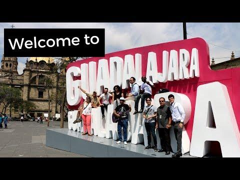 Welcome to Guadalajara!