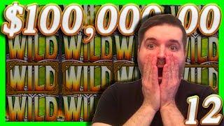 $100,000.00 in Half JACKPOT Wins💰12💰 Slot Machine Winning With SDGuy1234