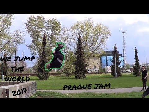 We jump the world 2017 - Prague Jam