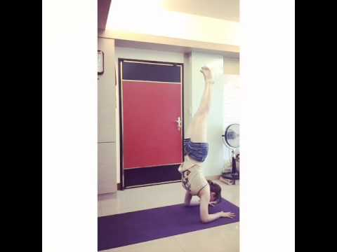 Justine Lin Yoga