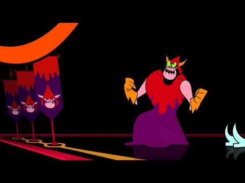 The Big Finish | Wander Over Yonder | Disney XD