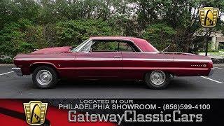 1964 Chevrolet Impala SS, Gateway Classic Cars Philadelphia- #153