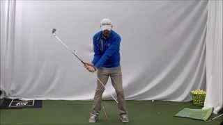 Indoor Golf Drills: Use Alignment Sticks to fix the Slice and the Cast!