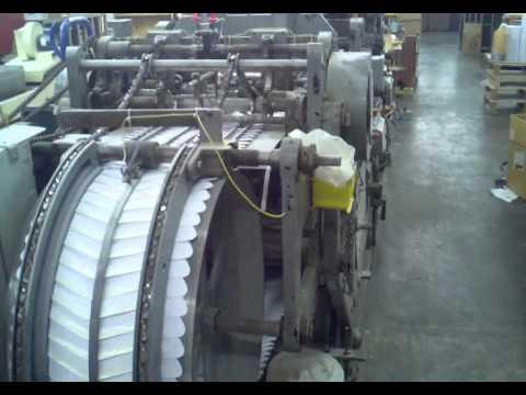 FL Smithe Envelope Machine