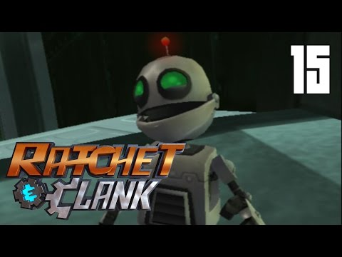 Ratchet & Clank (2002) #15 - Planet Orxon - Kogor Refinery (2nd Visit) [PS2 Walkthrough]
