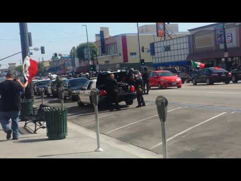 Huntington Park 6-23-14 Mexico Win