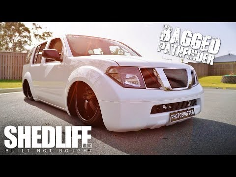 This Bagged Pathfinder is INSANE ! #SHEDLIFE