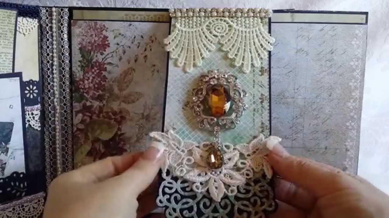 Large Wedding Mini Album Commissioned Youtube