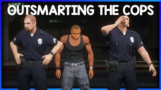 GTA RP | JUKING THE COPS