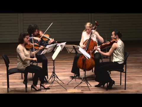 Israeli Chamber Project | Mendelssohn: String Quartet in A minor, Op. 13, 1st Mvt.