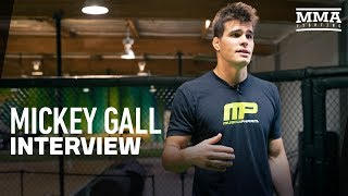 Mickey Gall Says CM Punk vs. Mike Jackson 'Went 15 Minutes Too Long' - MMA Fighting