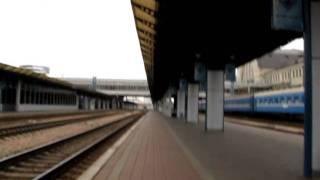 Киевский вокзал. Автоинформатор поезд 123 Киев-Одесса(, 2011-08-29T13:08:44.000Z)