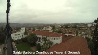Santa Barbara Courthouse Tower & Grounds | Cruise with Bruce Oliver