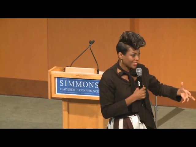Jade Simmons- Simmons Leadership Conference 2017