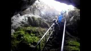 Ужасы пещеры