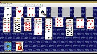 How to Play Double Klondike Solitaire