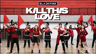 Gambar cover BLACKPINK (블랙핑크) - KILL THIS LOVE Dance Cover by K-IND from INDONESIA