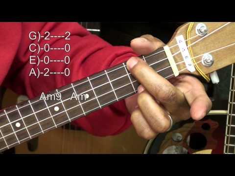 Last Christmas Ukulele Chord Form TABS Tutorial #246Uke Lesson EricBlackmonMusicHD
