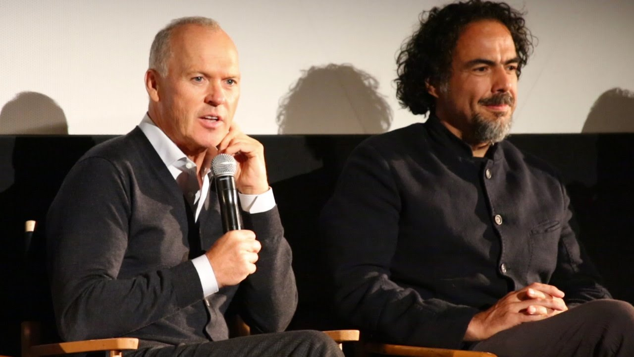 "NYFF52 ""Birdman"" Q&A 