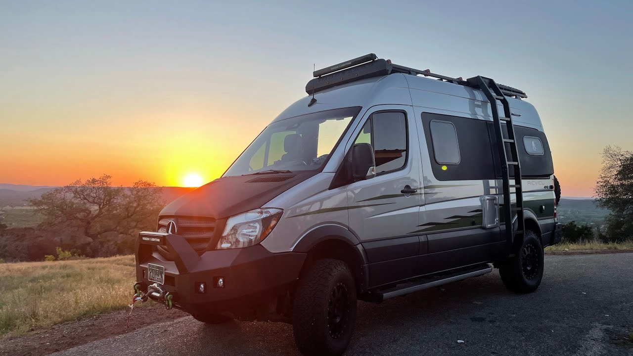 A Day In The Life | Van Life Texas