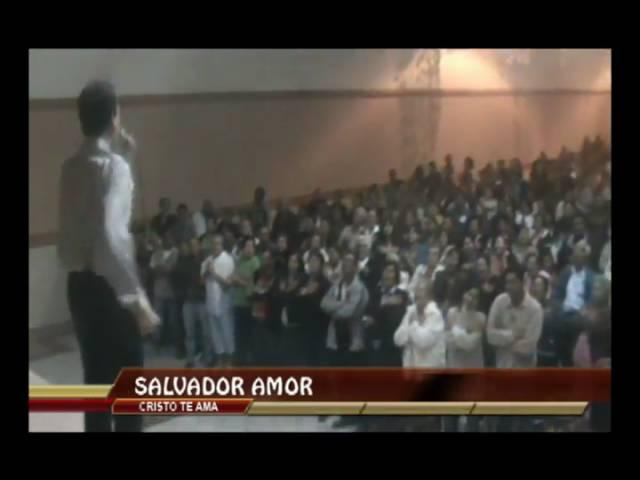 Salvador Amor presentandose en Navolato Sinaloa