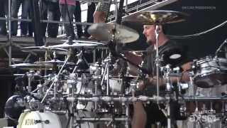 Breaking Benjamin - Live Rock On The Range Festival 2015. Proshot HDTV