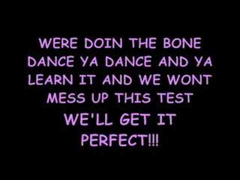 BONE DANCE LYRICS