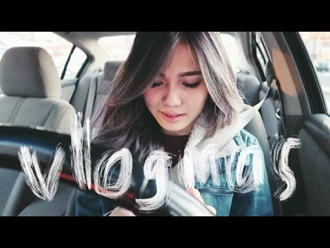 VLOGMAS #1: DAY 1 & 2 ▸ GROCERY SHOPPING (Bahasa Indonesia)