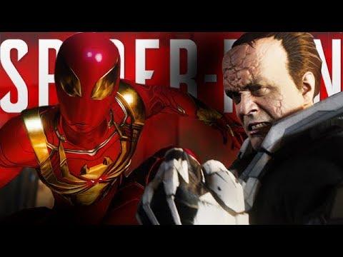HAMMERHEAD & HIS GOONS : Marvels Spider-Man Turf Wars DLC