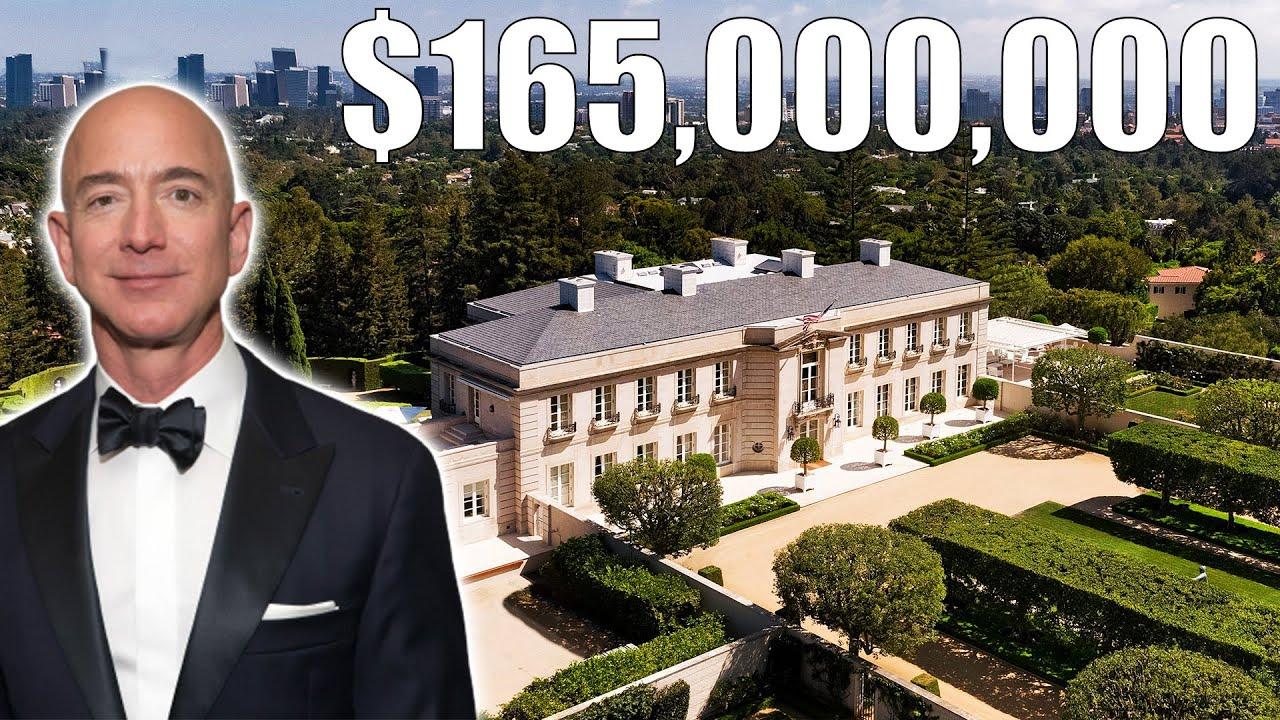 Inside Jeff Bezos' $165 Million Mega ...