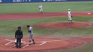 東京六大学野球 2017年秋季リーグ 慶大✖早大