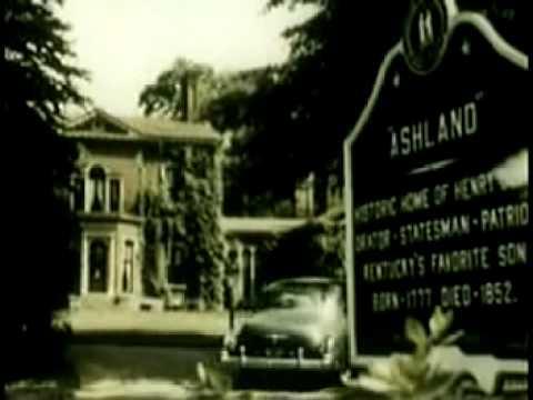 1951 Chevy Technicolor Ad 2: Bluegrass Land of Kentucky