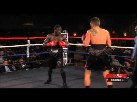 All Star Boxing presents Stelios Papadopoulos vs Isaac Freeman on 3-26-2016