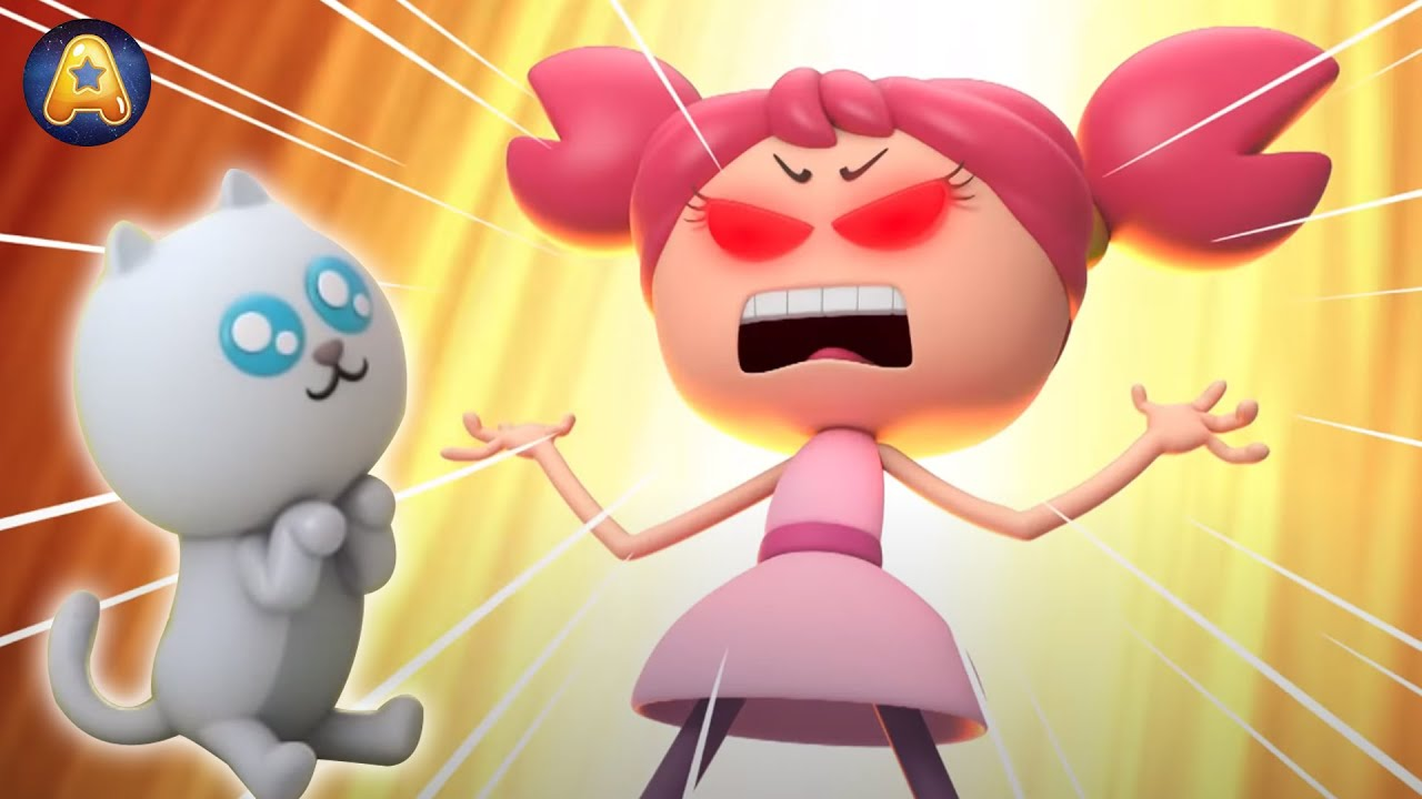 Breaking Bad 🐱 | AstroLOLogy Cartoon | NEW Episode | Funny Cartoons for Kids | HooplaKidz Toons