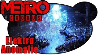 Elektro Anomalien bei Nacht - Metro: Exodus ☢️ #08 (Gameplay Deutsch PC Ultra)