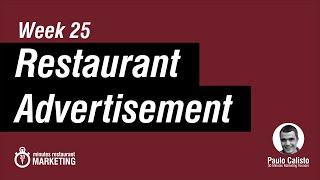So Erstellen Sie eine Restaurant-Anzeige