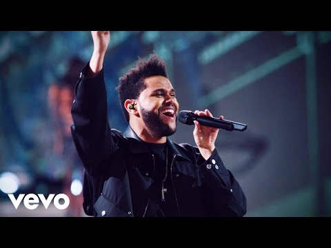 Starboy (Live From The Victoria's Secret...