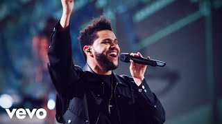 Starboy (Live From The Victoria's Secret Fashion Show 2016 in Paris)(Starboy ft. Daft Punk (Live From The Victoria's Secret Fashion Show 2016 in Paris) Taken from the new album Starboy http://theweeknd.co/StarboyYD Watch the ..., 2016-12-06T20:50:06.000Z)