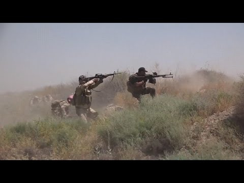Iraq troops push into center of ISIS-held Fallujah