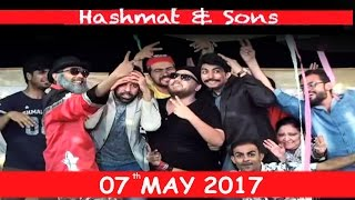 Dance Competition | Hashmat & Sons | SAMAA TV | 07 May 2017