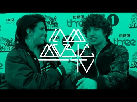 The Kooks Interview @ BBC Radio 1's Big Weekend 2014 ::: Carly Wilford