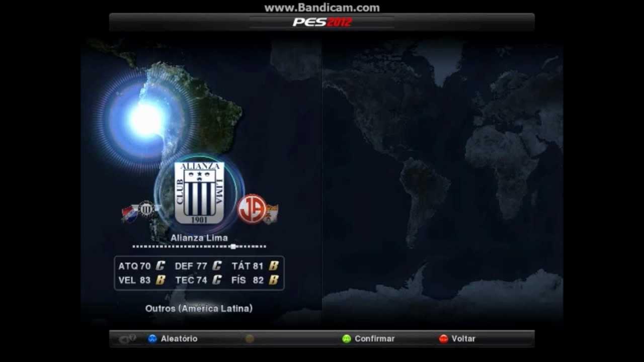 BMPES PES BAIXAR PC PATCH 2012