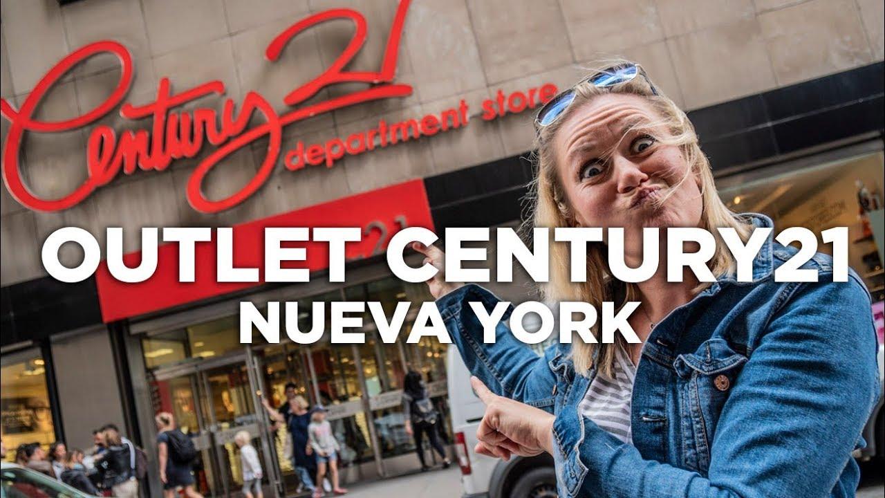 Outlets En Nueva York Century 21 Youtube